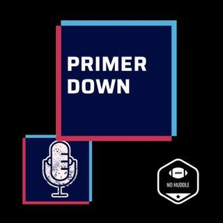 Primer Down - Primer turno del domingo de la semana 1