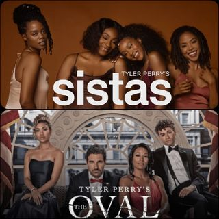 Binge & Rewind | Tyler Perry's Sistas & The Oval S1 Ep10 Reviews