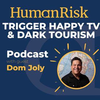 Dom Joly on Trigger Happy TV & Dark Tourism