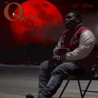 The Quest 216. Lil' Moe On Tha Track!