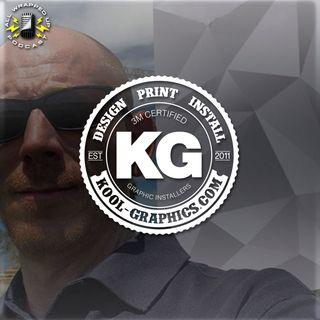 Chris Sheldon From Kool Graphics