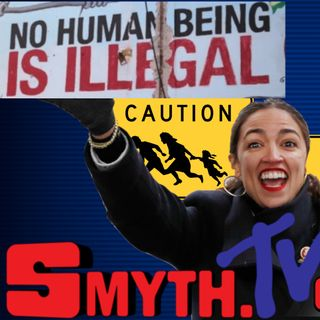 (AUDIO) SmythTV! 7/2/19 #TuesdayThoughts @AOC IS The Border Crisis Nike - Trump Record Fundraising