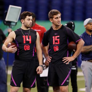 Does The 2018 QB Draft Class Have Too Many Warts?