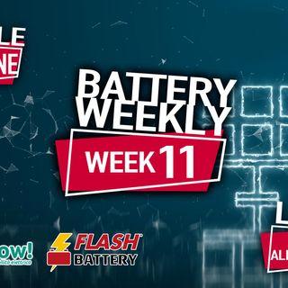 Battery Weekly 2021 - Week 11