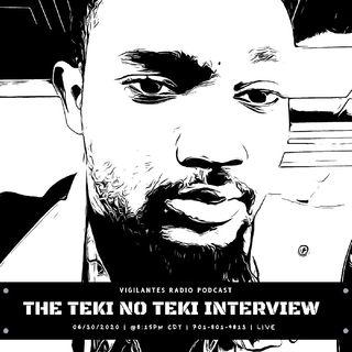 The Teki no Teki Interview.