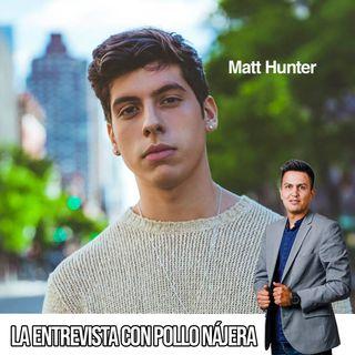 Entrevista Matt Hunter 05.08.18
