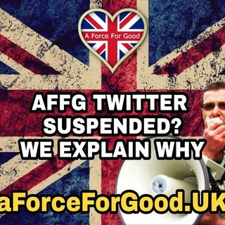 AFFG TWITTER SUSPENDED?! We explain why...