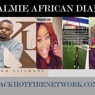 CALMIE AFRICAN DIARY: 'INSTAGRAM FOR CLOUT'.