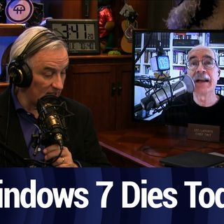 Windows 7 Support Dies Today | TWiT Bits