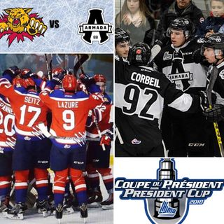 GAME 1 tonight!!! My breakdown of the series between Armada and Wildcats