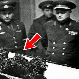 Ecco la storia dell'uomo caduto dallo spazio