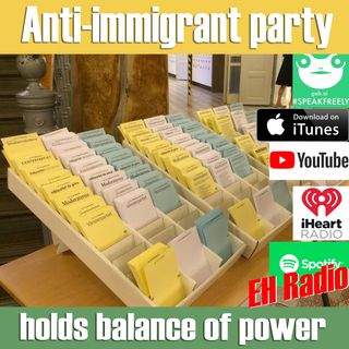 Morning moment Anti immigrant party holds balance Oct 2 2018