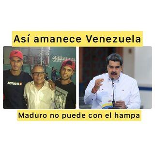 Podcast Así amanece Venezuela (Audio) El Hampa manda en VZLA #15Jun 2021