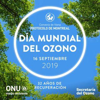 NUESTRO OXÍGENO 16 de sept dia para la conservación de la capa de ozono