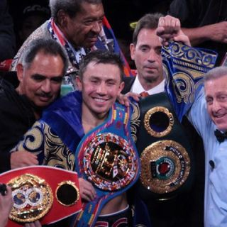 Big Boxing News!!GGG-Sergiy Derveyanchenko Agree Terms To Fight For The IBF Middleweight Title In MSG In NYC On DaznUSA!!