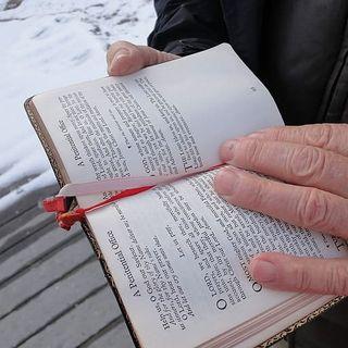 La lettura dei testi antichi: tradizione cristiana cattolica