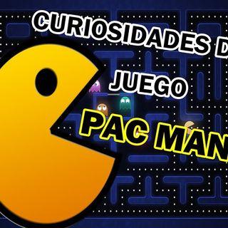Curiosidades sobre Pacman - Tomas Elias Gonzalez Benitez