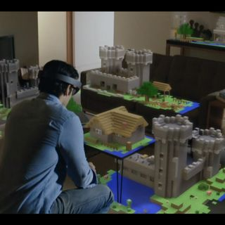 #64: Windows 10 Event inc. Hololens