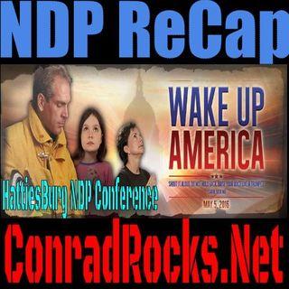 NDP -  Hattiesburg Conference Recap