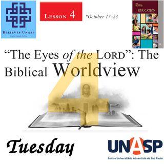 807 - Sabbath School - 20.Oct Tue