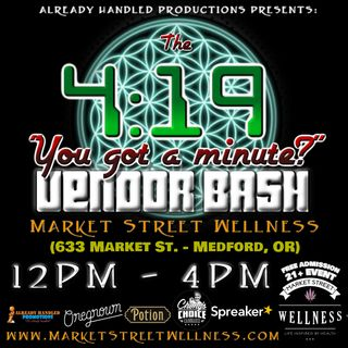 4:19 GOTTA MINUTE VENDOR BASH (Part 1)