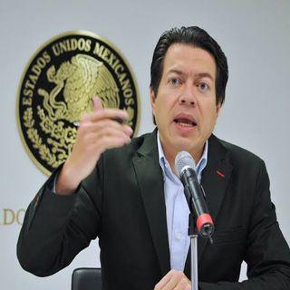 Delgado, pidió paciencia a la ciudadanía a que maduren la guardia nacional