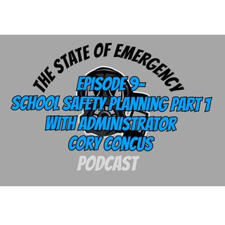 School Safety Planning w/ Cory Concus