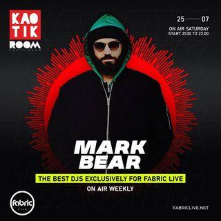 MARK BEAR - KAOTIK ROOM EP. 018
