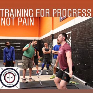 Program Hopping, & Training For Progress Not Pain