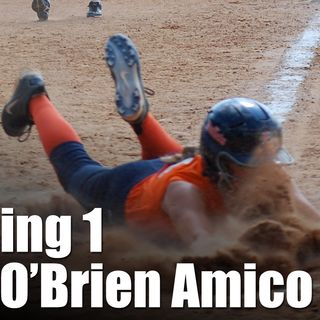 Episode 192 - Base Running Part 1 - Leah OBrien Amico