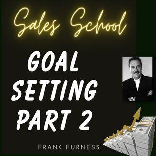 Goal Setting Part 2