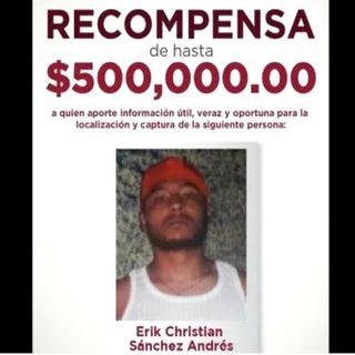 Medio millón de pesos por uno de los presuntos asesinos del alcalde de Valle de Chalco