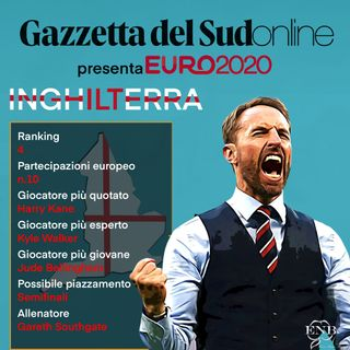 "Euro 2020 Girone D, ""Gazzetta presenta"": Inghilterra, se non ora quando?"