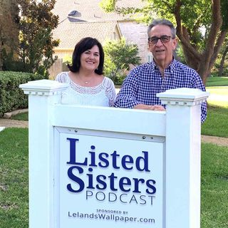 Listed Sisters Podcast - Brown's Damaged Home | S2E2