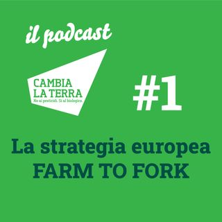 La strategia europea Farm to Fork