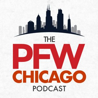 PFW Chicago Podcast 076: Glennon, White and the Bears OTAs with Mark Potash