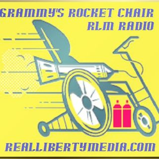 Grammy's Rocket Chair Podcast - 2019-03-27 - #CriticalThinking #Karma #Mueller #NothingBurger #Win7