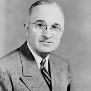 Truman Won in The End