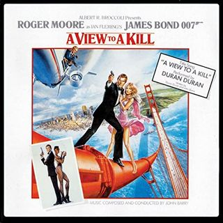 James Bond: Licence to Podcast - A View to a Kill