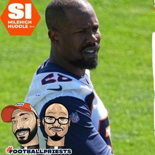 HU #720: Von Miller Puts Numer on Years Left in NFL Career
