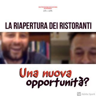 La riapertura del ristorante una nuova opportunità?