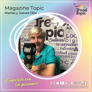 Magazine Topic - Radio Trend Topic