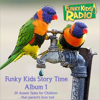 Youth Radio - FunkyKids StoryTime Special