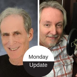 Monday Update for April 1-5, 2019 Interview Perry Block
