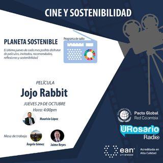 Cine y sostenibilidad - película Jojo Rabbit