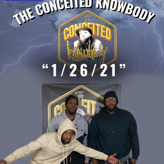 The Conceited Knowbody EP 151