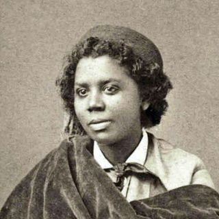 Black History Spotlight Presents: Edmonia Wildfire Lewis