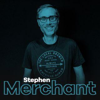 Ep 29: Stephen Merchant