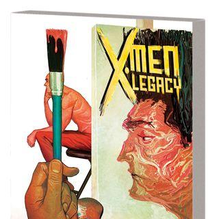"Source Material #240 - X-Men: Legacy v2 - ""Invasive Exotics"" (Marvel, 2013)"
