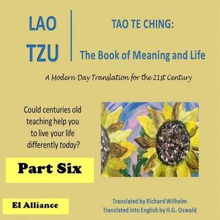 Lao Tzu - Tao Te Ching - Part Six - 28-36